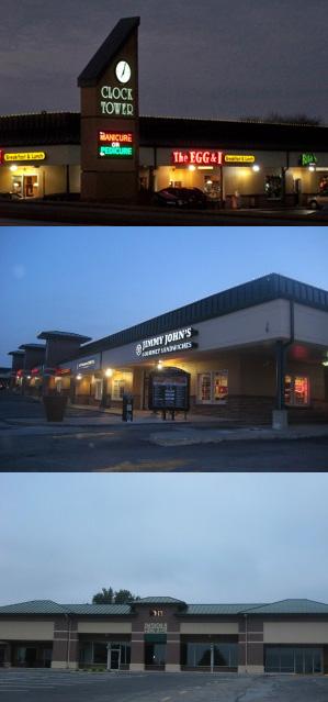 Clocktower Shopping Center